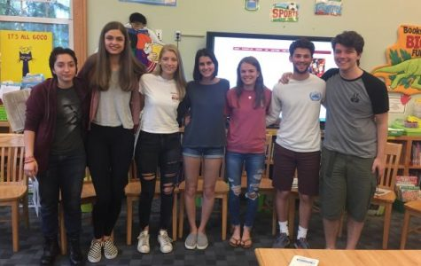 Founding editors of Colonial Times, now in 11th grade, talk growing up