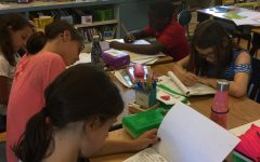 Fifth graders try mock Constitutional court case (from our June print edition)