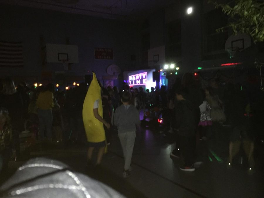 Halloween Dance offered music, arts and craft, food and potions