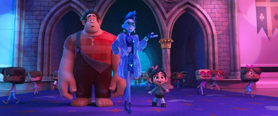 Colonial+students+love+new+movie+Ralph+Breaks+the+Internet