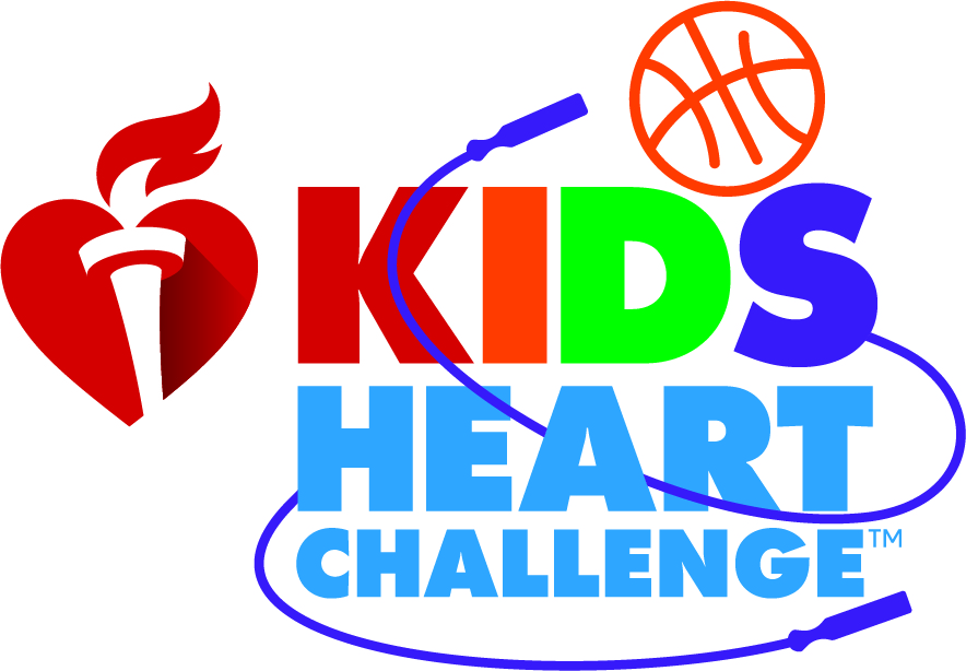 During Kids Heart Challenge, students exercise to raise money for people with heart disease