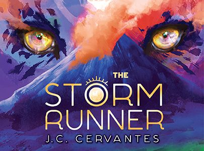 'The Stormrunner' by J.C Cervantes leaves reader begging for more story