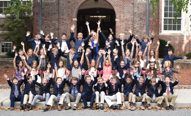 Congratulations to Colonial School Class of 2019! (from our June print edition)