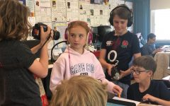 Fifth graders make year-end documentary (from our June print edition)