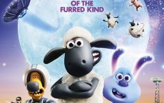 Shaun makes an alien friend in 'A Shaun the Sheep Movie: Farmageddon'