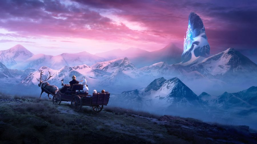 Kids are going happily 'Into the Unknown' with 'Frozen 2'