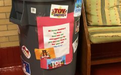 Colonial toy drive exceeds goal, though overloaded with toys for older kids