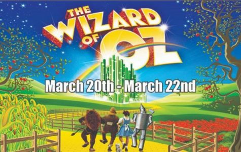 Colonial students prepare to enter colorful world of SOOP's 'The Wizard of Oz'