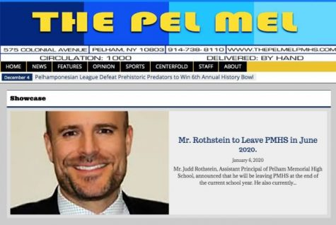 Nevan Malwana, associate editor-in-chief of Pel Mel, loves informing world about PMHS