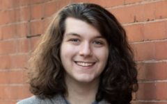 Sam Rodd, this paper's first community editor, pursues musical theater in Covid learning world